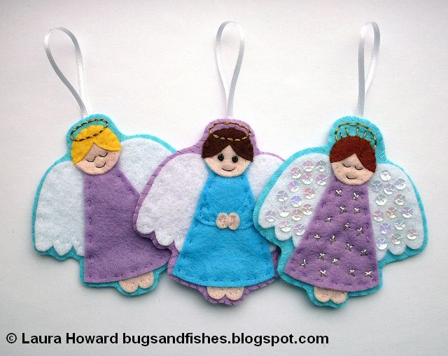 felt angel ornaments 2 (640x509, 56Kb)