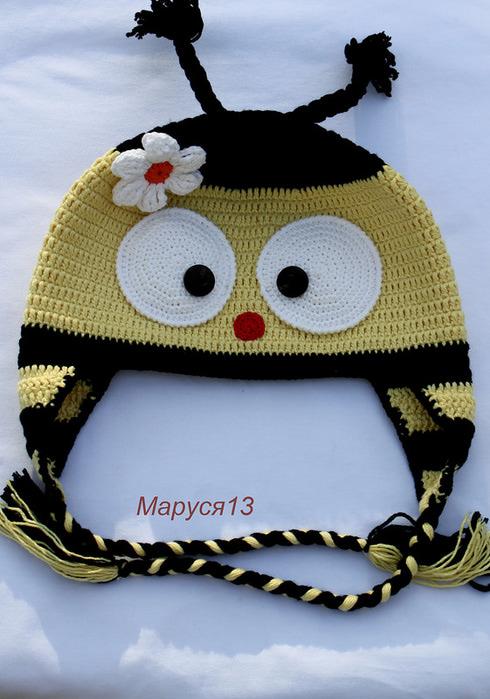 7e6d29b4465f Swallowfax — Красивые летние шапочки для девочки связать