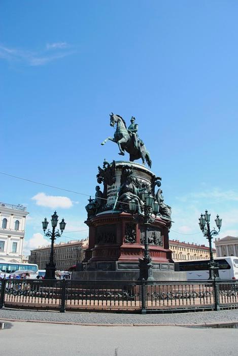 александру санкт-петербурге памятник фото в 1