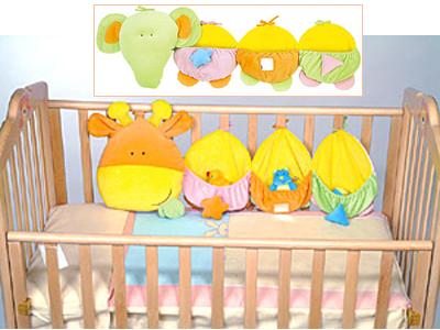 Как сшить бортики в кроватку для новорожденного своими руками, пошаговая