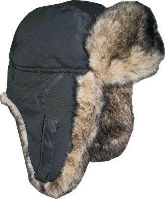Выкройки зимних шапок из меха