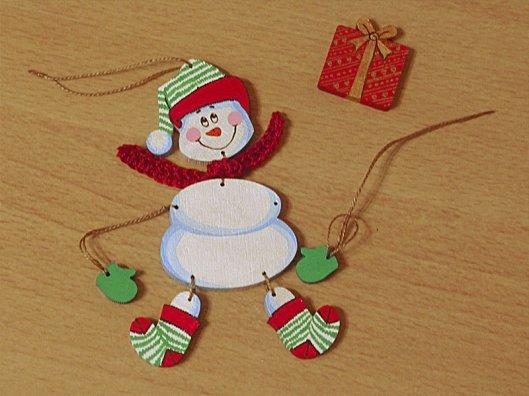 елочная игрушка своими руками Paintress's Weblog