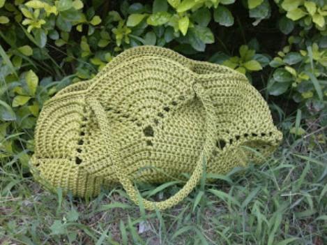 МАСТЕР-КЛАСС по вязанию ручек для сумки. http...