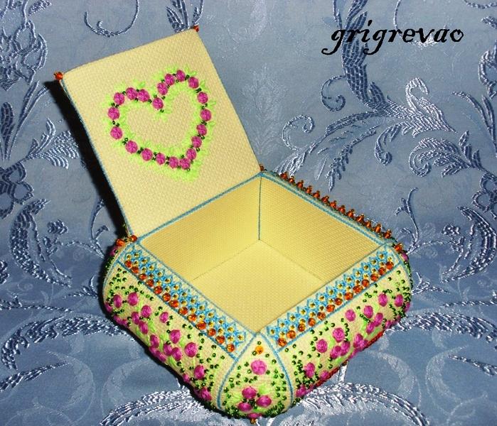 Как сделать коробочку из открыток своими руками с крышкой поэтапно