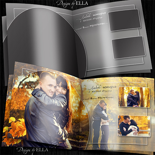 2-Template classic book by ELLA-43 (500x500, 151Kb)