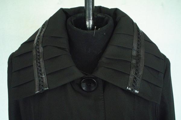 Solovik.  Часть 13 - Как воротник куртки почистить от жирных пятен?