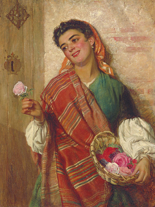 THE ROSE SELLER (512x685, 293Kb)