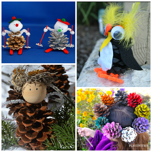 fun-pinecone-crafts-for-kids (500x500, 530Kb)