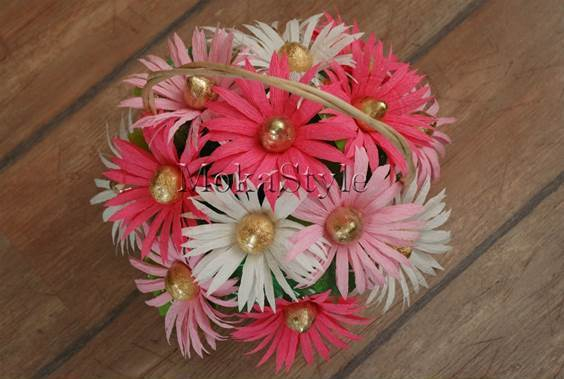 DIY-Chocolate-Gerbera-Flower-Bouquet-14 (564x379, 162Kb)