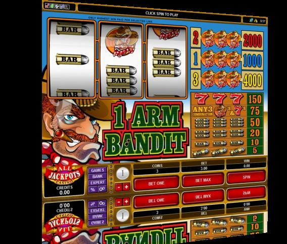 Игровые аппараты однорукий бандит 3линии игровые автоматы где дают бонус за регистрацию