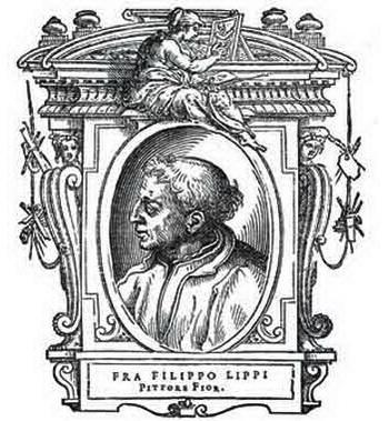 1- Filippo Lippi - художник= (350x379, 67Kb)