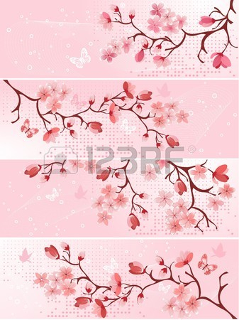6992574-cherry-blossom,-banner.-illustration (337x450, 181Kb)
