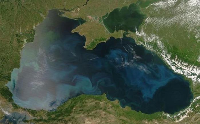 Земля из космоса (23 фото)