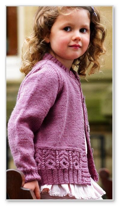 Acehouse вязание спицами кофты для девочек схемы и фото
