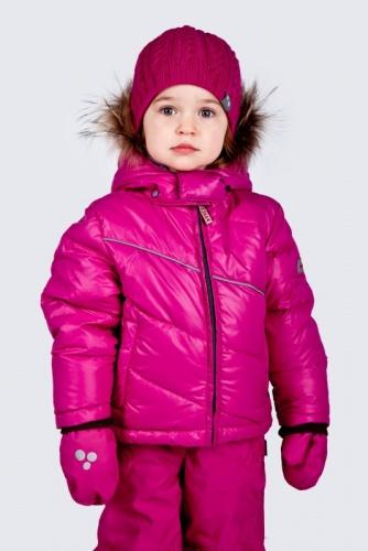 Молнии и манжеты являются обязательными элементами детских курток