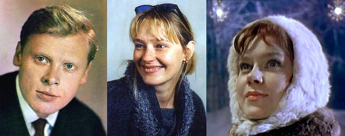 Ольга Битюкова И Екатерина Васильева В Купальниках – Люблю. Жду. Лена (1983)