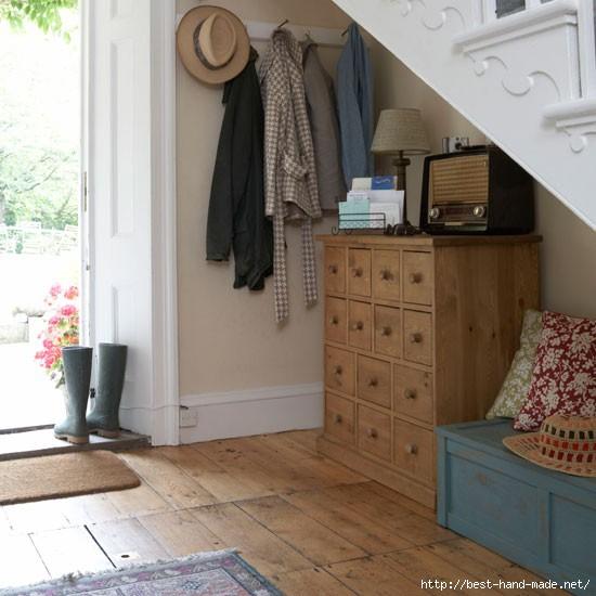 10 Creative Examples For Dividing Small Spaces: Дизайн интерьера прихожей: красивые идеи, эффектные штрихи