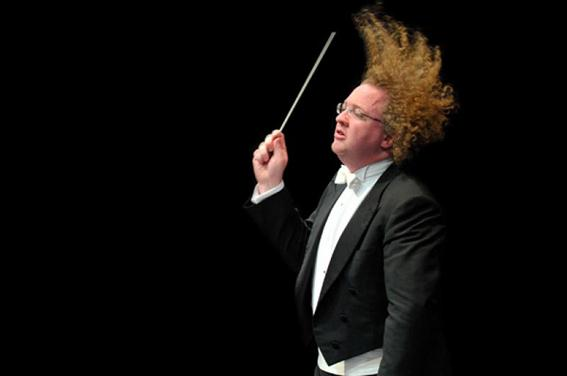 Смешные фразы дирижеров симфонических оркестров