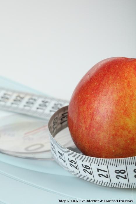Яблочная диета фото результатов