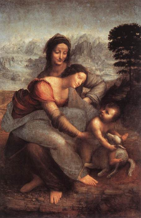 Leonardo_da_vinci,_The_Virgin_and_Child_with_Saint_Anne_01 (454x700, 42Kb)