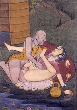 Тантра и анальный секс