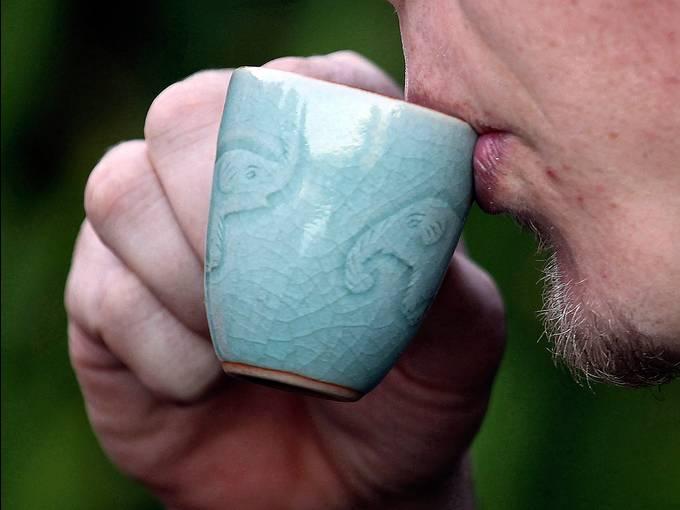 кофе из помета слона