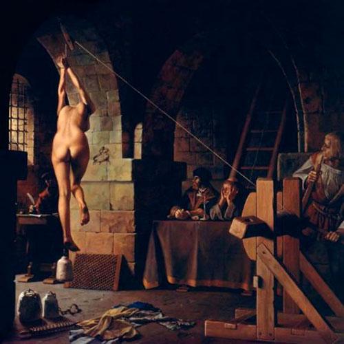 Пытки с пристрастием секса