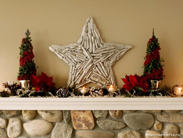 CI-Susan-Teare_Driftwood-Star-on-Mantle-holiday_s4x3_lg (615x462, 123Kb)