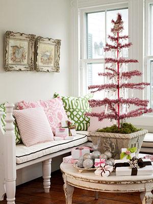 christmas- pink and green- bhg (300x400, 43Kb)