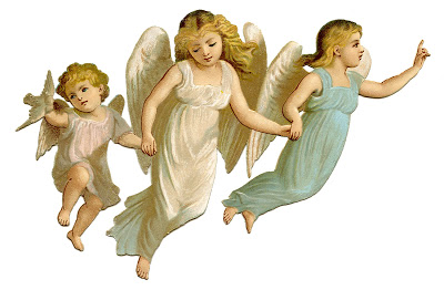 AngelChildrenVintage-GraphicsFairy (400x262, 42Kb)