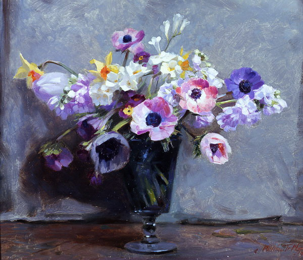 Flowers in a Vase (600x515, 104Kb)
