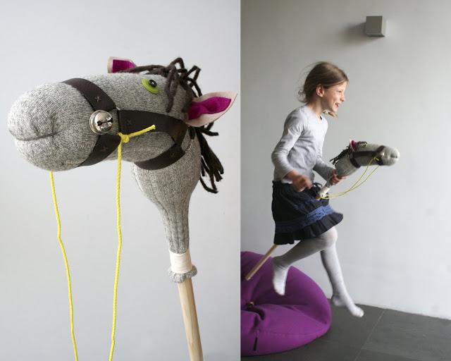 Лошадь на палке своими руками фото 270