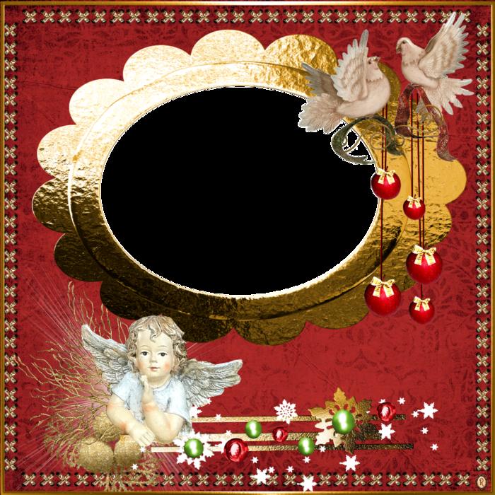 вставить фото в рамки с ангелами артистки пустились