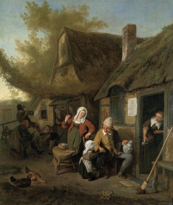 Bauernfamilie_vor_einem_Haus[1] (590x700, 511Kb)