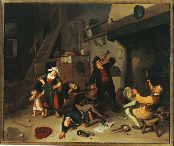 Cornelis Dusart - Drinkgelag 1 (700x586, 461Kb)/4000579_Cornelis_Dusart__Drinkgelag_1 (700x585, 321Kb)