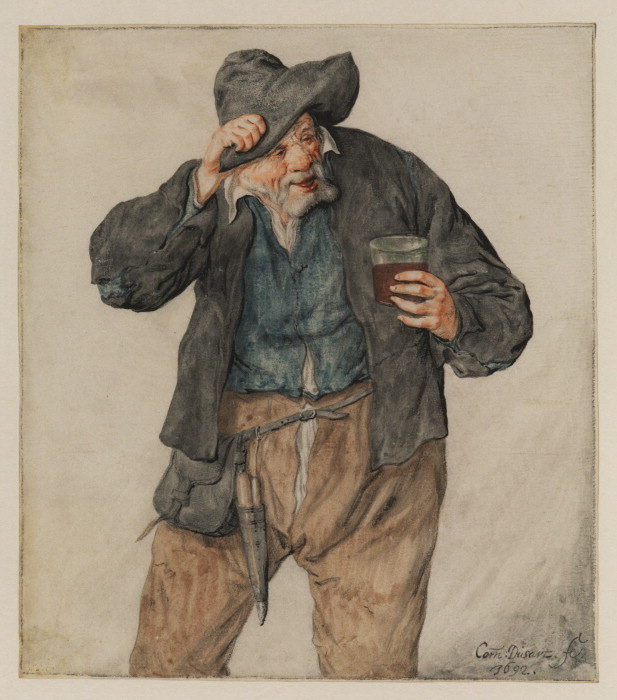 Old man with a glass of wine (617x700, 104Kb)/4000579_Old_man_with_a_glass_of_wine (617x700, 104Kb)