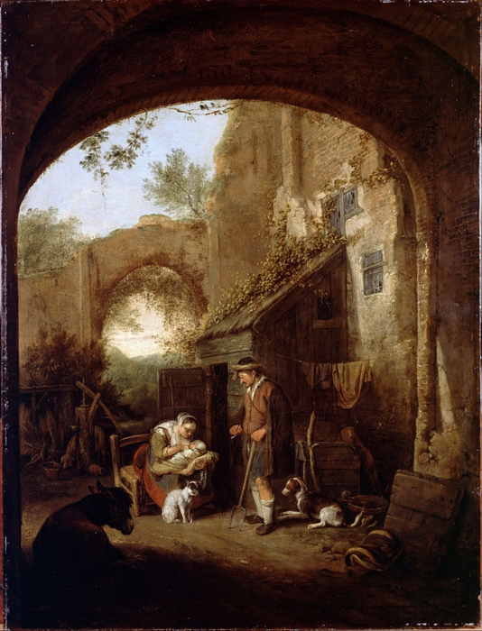 4000579_782pxDusart_Cornelis__Figures_in_the_Courtyard_of_an_Old_Building__Google_Art_Project (534x700, 313Kb)/4000579_782pxDusart_Cornelis__Figures_in_the_Courtyard_of_an_Old_Building__Google_Art_Project (534x700, 311Kb)