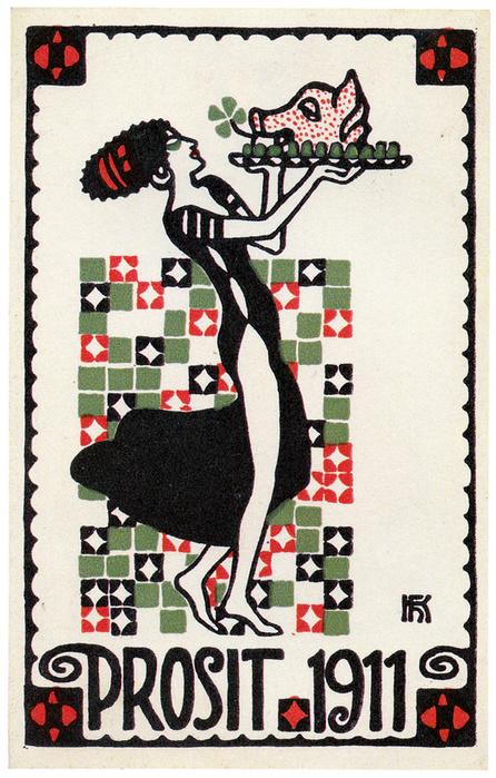 Картинки, открытки венские мастерские