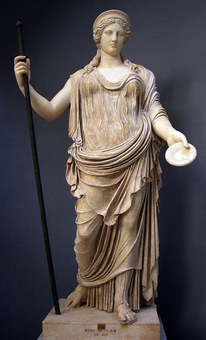 Древнегреческая богиня гея изображения
