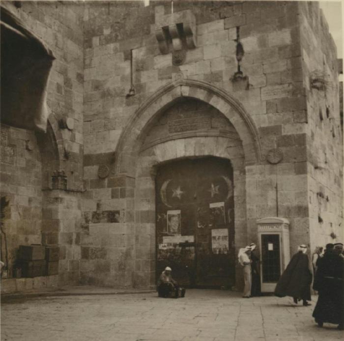 41 Запертые Яффские ворота, 23 октября (700x695, 288Kb)