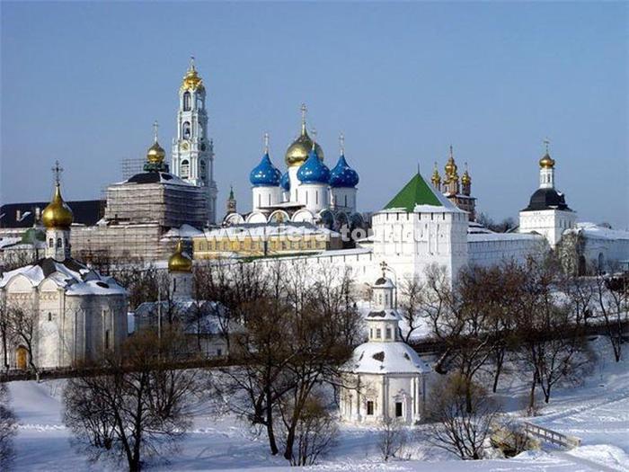 Сергиев посад золотое кольцо россии доклад 162