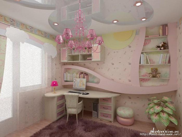 Идеи для декора комнаты девочки-подростка своими руками фото 360