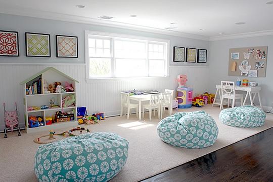 Оформление детской комнаты своими руками. Фото, идеи