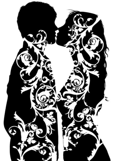 Надписью всех, картинки про любовь черно белые нарисованные в графике