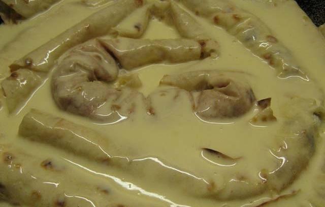 Блюда из армянского тонкого лаваша