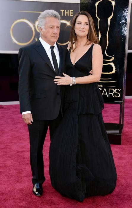 Оскар 2013. Красная дорожка