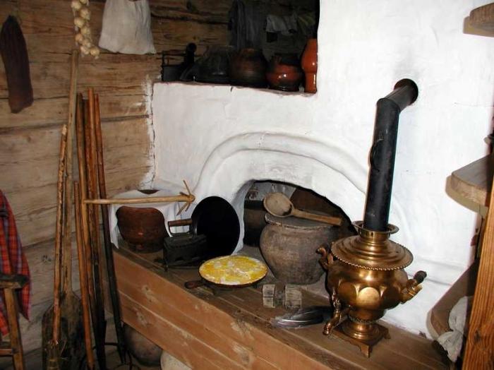 печь русская картинки в старинной избе поделитесь своей историей