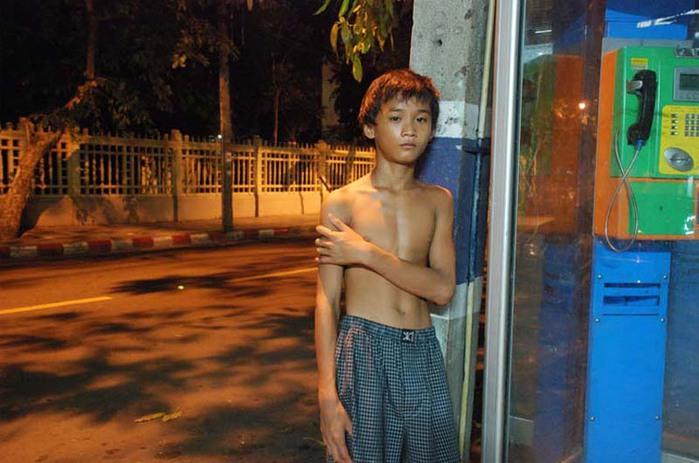 Возможность заражениЯ при контакте с проституткой