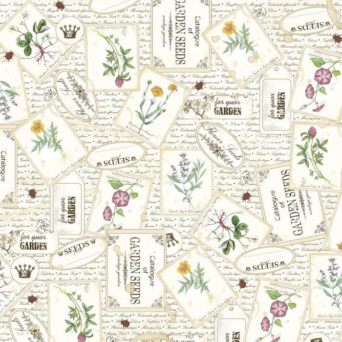 """Бумага для скрапбукинга """"Винтажная ботаника"""". Обсуждение ... Винтажная Бумага для Скрапбукинга"""