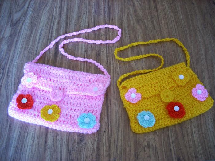 57e482186db5 Вязаные сумочки для девочек. Обсуждение на LiveInternet - Российский ...